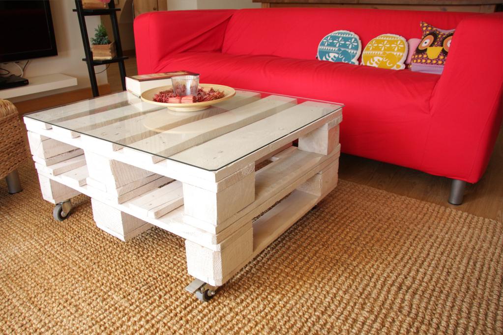 Mesa De Palet Gdd0 Teide Pallet Table Ecodeco Mobiliario