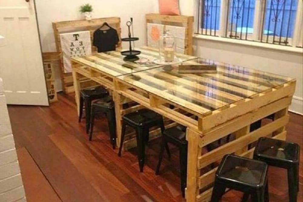 Mesa De Palet Q5df Mesa De Pallet 50 Modelos Para Inovar Na Decoraà à O De Sua Casa