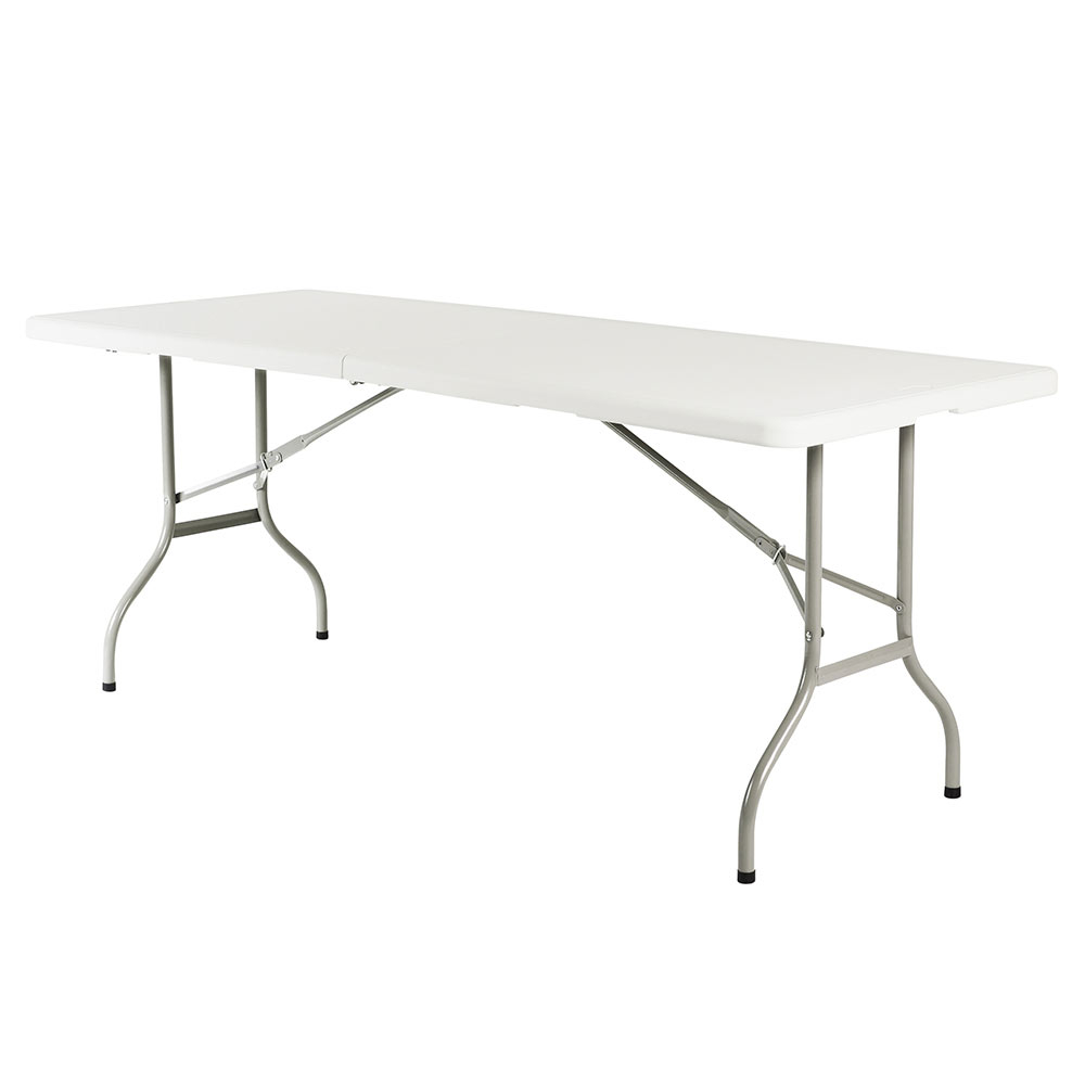 Mesa De Resina Plegable J7do Mesa Plegable De Acero Y Resina Catering Easy G Ref