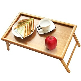 Mesa Desayuno Cama Whdr Bandeja Con Patas Plegables Servicio De Desayuno En La Cama