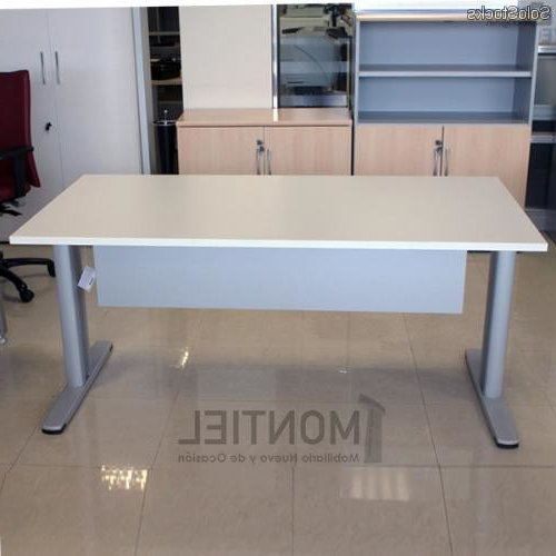 Mesa Despacho Segunda Mano Txdf Mesa De Oficina Segunda Mano Estructura De Permasa