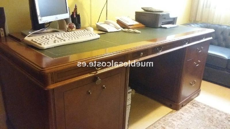 Mesa Despacho Segunda Mano Whdr Mueble Despacho Estilo Igual Foto Acabado Igual Foto Cod