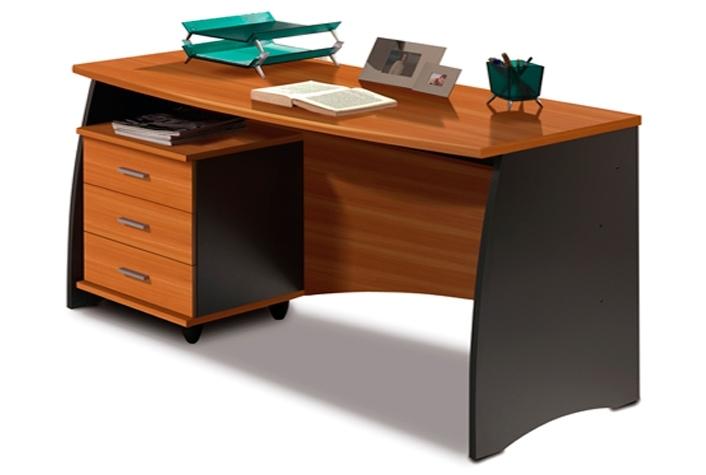 Mesa Despacho X8d1 Mesas De Oficina Liquidatodo Mesa Despacho Estil Con Cajonera