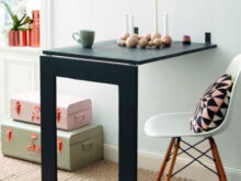 Mesa Desplegable Dddy Diy Una Prà Ctica Y Decorativa Mesa Plegable Ideas Pinterest