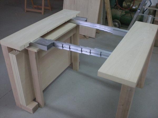 Mesa Desplegable Whdr Foto Mesa Desplegable Estructura Recogida De Ebanisterà A P F