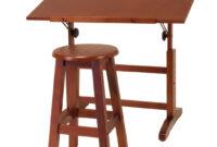 Mesa Dibujo Drdp Mesa Para Dibujo Artistico Con Silla Escritorio Dibujar Vbf