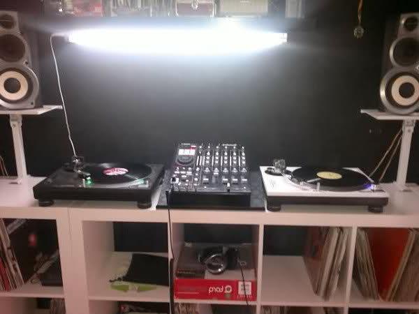 Mesa Dj Ikea 9fdy Clubbingspain Mueble Para Pinchar Djs Y Live Acts