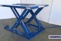 Mesa Elevadora Q5df Mesa Elevadora forma De E E Shape Lift Table Ms Metalsystem Sl