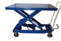 Mesa Elevadora S1du Mesa Elevadora Manual 1 000 Kg A 1 225mm