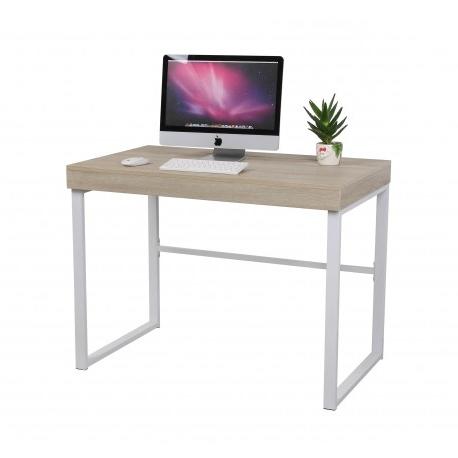 Mesa Escritorio 9ddf Mesa Escritorio 100cm Mueble Juvenil Mesa De ordenador De Diseà O