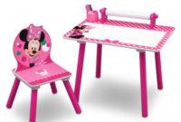Mesa Escritorio Infantil 9fdy Mesa Escritorio Minnie Mouse Envà O 24h Gratis