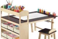 Mesa Escritorio Infantil Whdr Deluxe Art Center Mesa Escritorio Para Nià Os Artistas Pequelia
