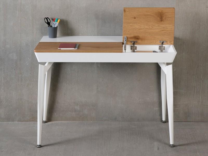 Mesa Escritorio Ipdd Mesa Escritorio Prà Ctica Y Funcional Colores Roble Blanco