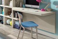 Mesa Estudio Juvenil E6d5 Mesas De Estudio Y Escritorios Para Dormitorios Juveniles
