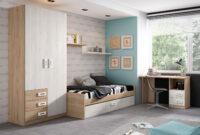 Mesa Estudio Juvenil J7do Dormitorio Juvenil Colores Pino Blanco Con Cama Nido Armario Y Mesa E