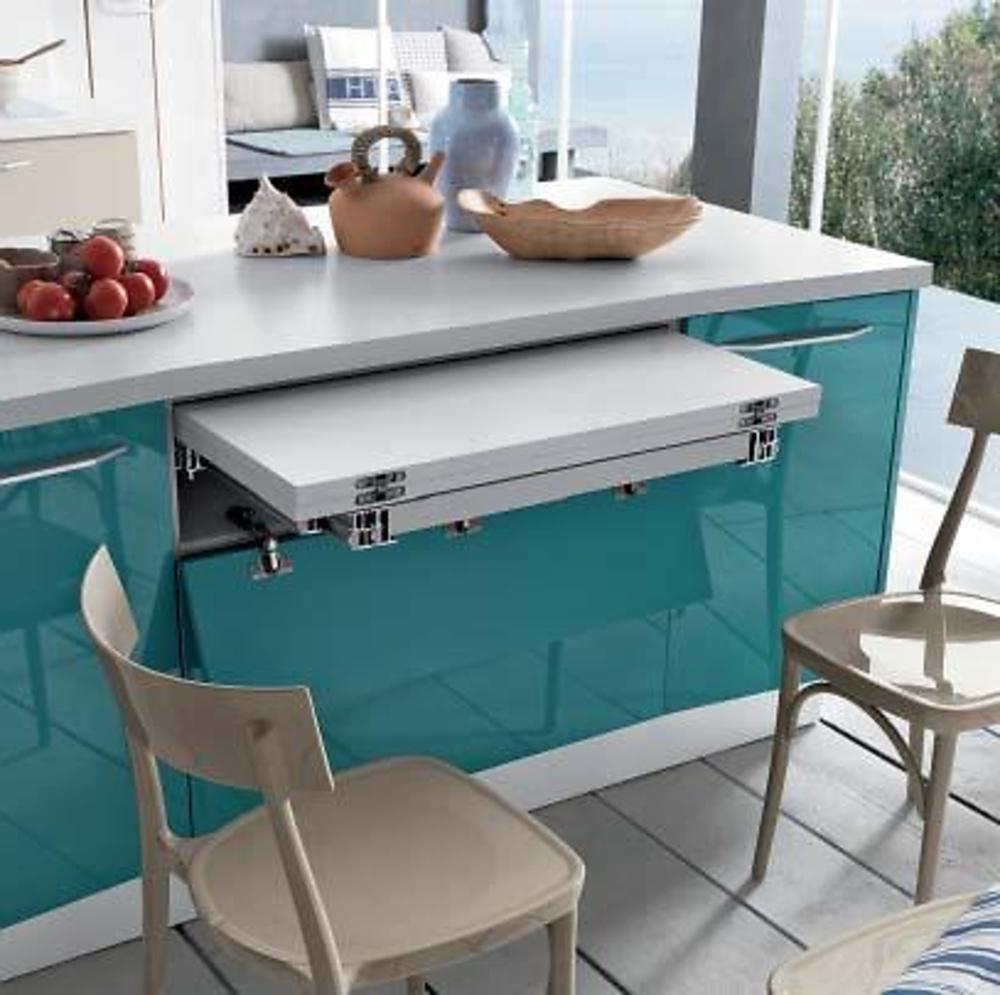 Mesa Extraible Bajo Encimera Ftd8 Mesa Extraible Brunch Cocina Y Baà O Interiorismo Y Accesorios