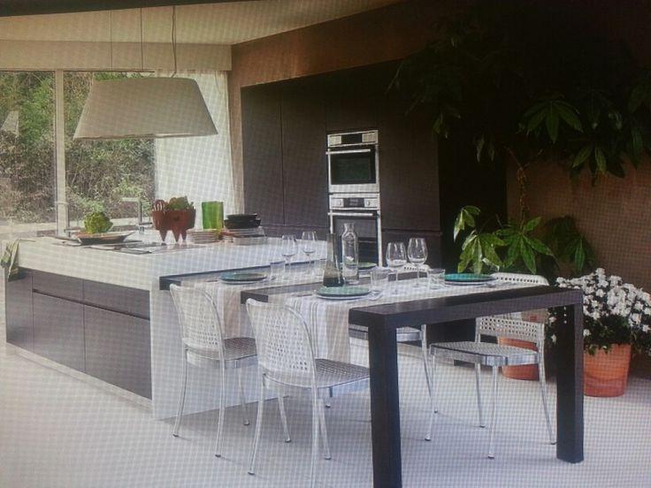 Mesa Extraible Bajo Encimera O2d5 Mesa Extraible Bajo Encimera top Cocina Con Muebles En Blanco Con