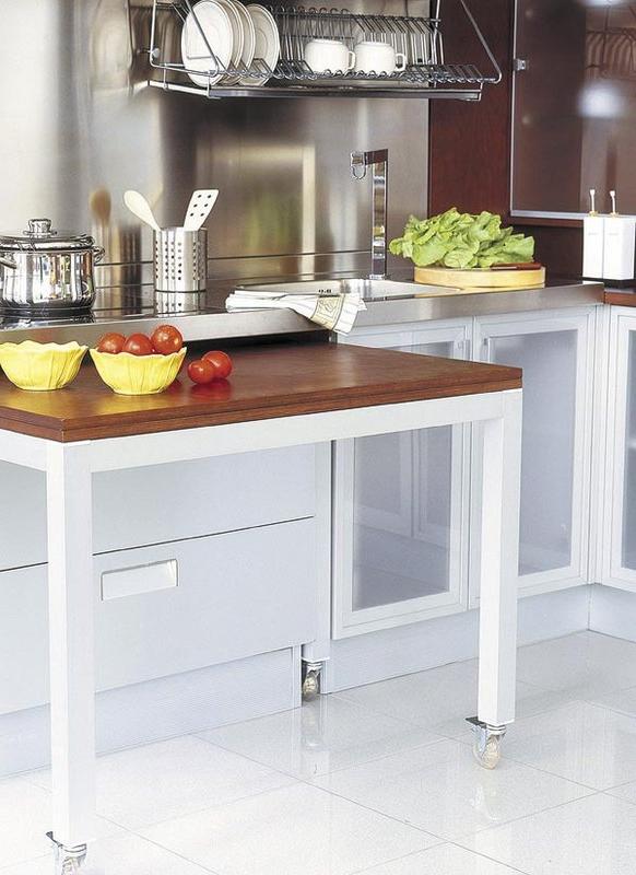 Mesa Extraible Cocina 3id6 La Cocina Al Detalle Mi Casa