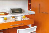 Mesa Extraible Cocina Ffdn Cocina De 11 4 MÂ Con Un Office Camuflado