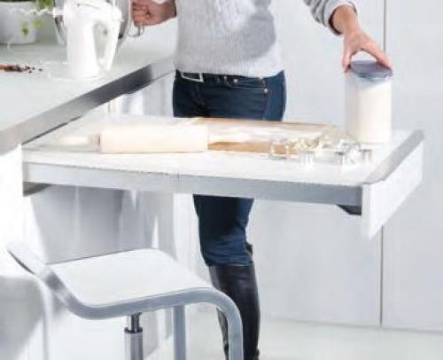 Mesa Extraible Cocina Zwd9 Accesorios Interiores Cocinas Llorens ...