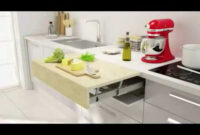 Mesa Extraible Cocina Zwd9 Mesa Cajon Cocina Extraible Copla Youtube