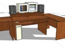 Mesa Home Studio Tldn Alt Ir Mi Nueva Mesa Para El Homestudio