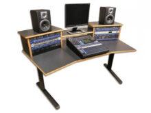 Mesa Home Studio Tqd3 Mesa De Trabajo Para Home Studio Equipo Home Studio Hispasonic