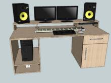 Mesa Home Studio X8d1 Mesa Para Homestudio Ou Workstation Homestudio or Workstation Desk