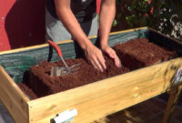 Mesa Huerto Irdz O Preparar La Mesa De Cultivo Huerto Urbano La Huertina De