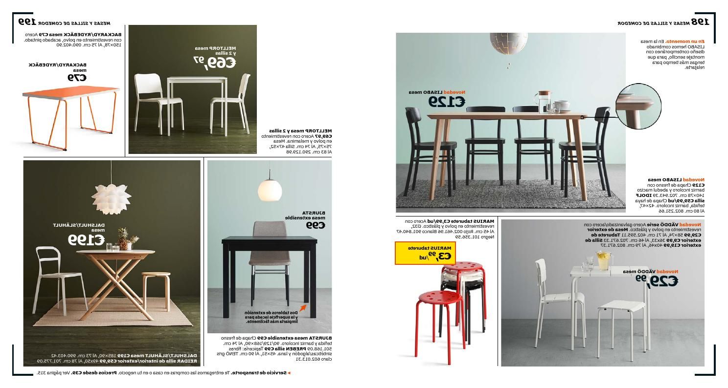 Mesa Lisabo Dddy Catalogo Ikea Copia by Misfolletos Misfolletos issuu