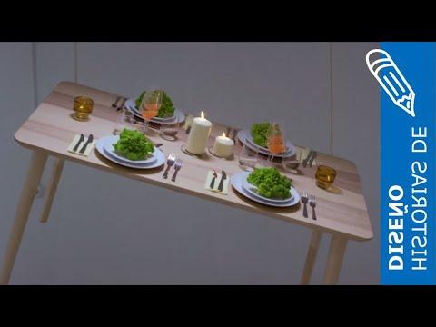 Mesa Lisabo Kvdd La Historia De La Mesa Lisabo Ikea Youtube