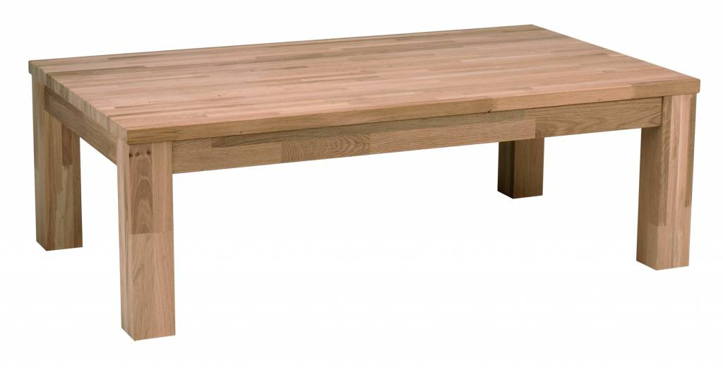 Mesa Madera Jxdu Lef Collections Mesa De Centro De Madera De Roble Largo Marrà N