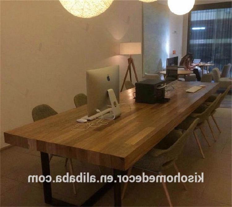 Mesa Madera Maciza E9dx Hierro forjado Moderna Cafeterà A Sillas Y Mesas Madera Maciza Mesa