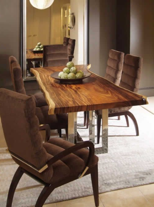 Mesa Madera Maciza Jxdu Mesa Madera Maciza Home Pinterest Wood Furniture Tables and