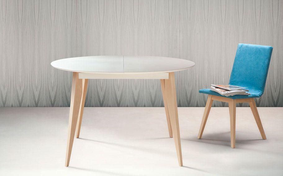 Mesa nordica Extensible Y7du Mesa Edor NÃ Rdica Extensible Allondra Salon Pinterest Table