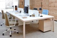 Mesa Oficina 4pde Mesa De Oficina Prisma