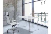 Mesa Oficina Barata Tldn Conjunto Despacho Mesa Y Silla Giratoria Blanca O Negra