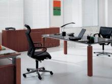 Mesa Oficina Cristal