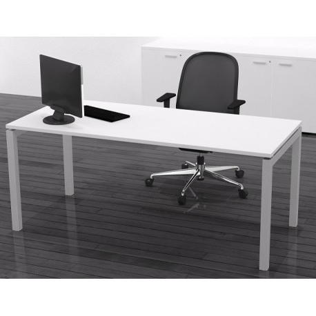 Mesa Oficina Irdz Mesa Oficina 120cm Mobiliario De Oficina Mubbar En Deskandsit