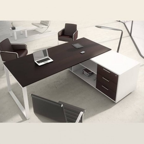 Mesa Oficina Q5df Mesa Con Mueble Ala Mesa De Oficina Con Mueble Ala Opop Bilaminada