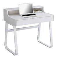 Mesa ordenador Blanca 0gdr Mesas Para ordenador