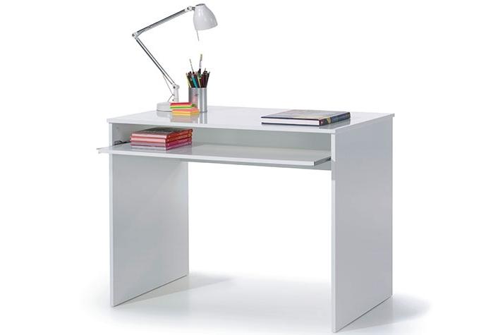 Mesa ordenador Blanca Budm Mesas De Oficina Liquidatodo Mesa ordenador I Joy Blanca