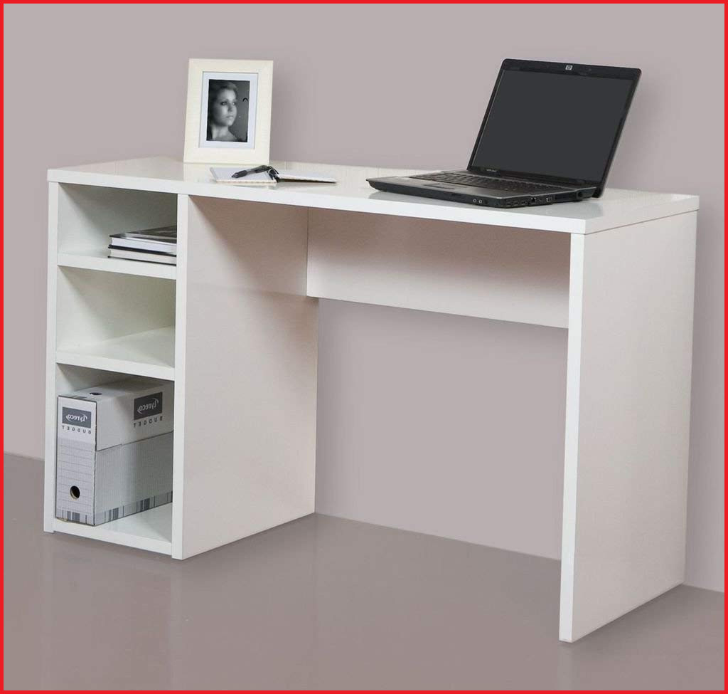 Mesa ordenador Blanca Jxdu Mesa ordenador Blanca Hogar24 Mesa Escritorio Mesa Estudio