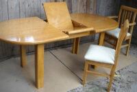 Mesa Ovalada Extensible E6d5 Mesa Extensible Oval De 1 60mts A 2 00mts Oferta 9 015 00 En