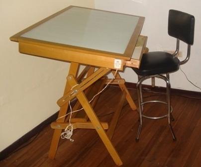 Mesa Para Dibujar Dddy Mesas Para Dibujo Tecnico 420 000 En Mercado Libre