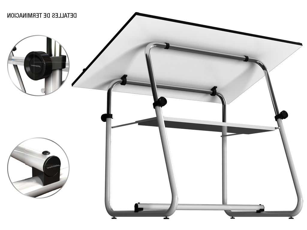 Mesa Para Dibujar Drdp Mesa De Dibujo Para Artistas Arquitectos Y Diseà Adores Plantec