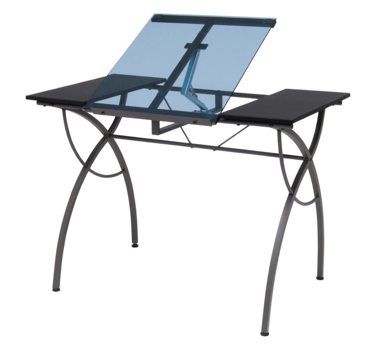Mesa Para Dibujar Drdp Mesa Para Dibujo Cristal Escritorio Dibujar Ajustable Vbf