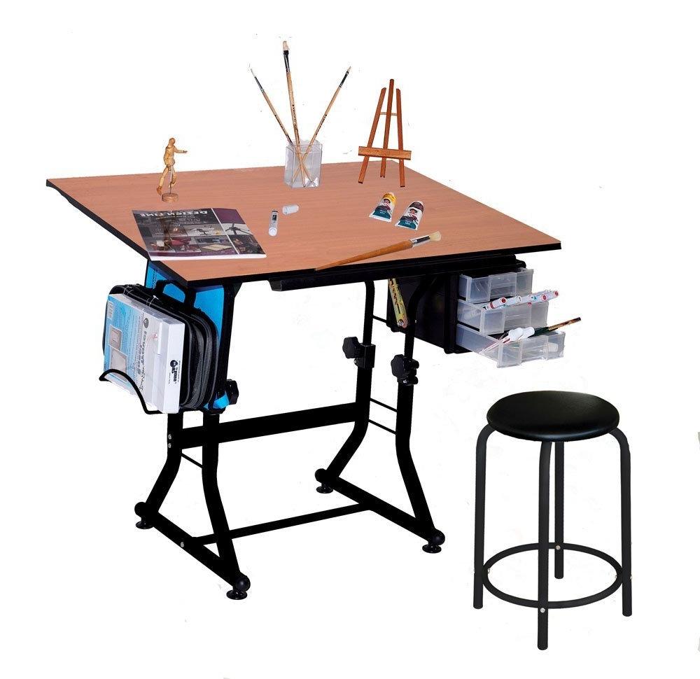 Mesa Para Dibujar T8dj Mesa Para Dibujo Con Silla Escritorio Dibujar Vbf 4 168 00 En