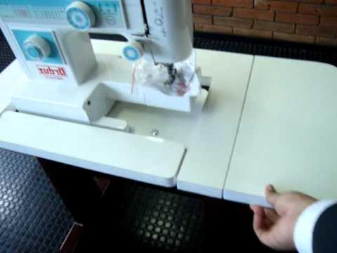 Mesa Para Maquina De Coser Ikea 9fdy Mueble Maquina De Coser 59 Youtube
