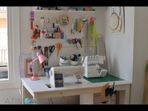 Mesa Para Maquina De Coser Ikea Etdg CÃ Mo Hacer Un Mueble Para La MÃ Quina De Coser 2 2 Youtube